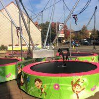 professionele trampoline huren